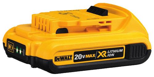 New Dewalt 20v Max 2 0ah Battery Pack