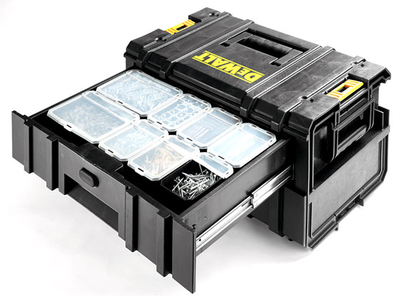 Dewalt DS250 ToughSystem Tool Box Top Drawer