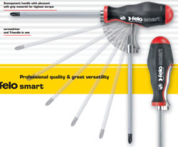 Felo Smart T-Handle Interchangeable Screwdriver