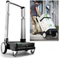 New Festool SysRoll Systainer Cart and Dolly