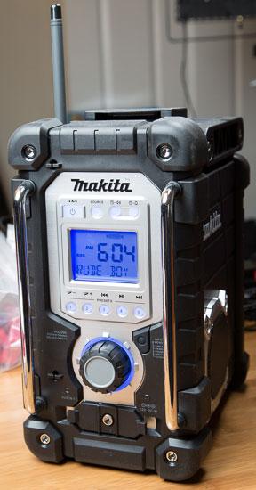 Makita Jobsite Radio LXRM03B