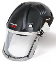 Trend Airshield Pro, a Full-Face Powered Respirator
