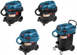 Bosch (Europe) Click & Clean Dust Extractors