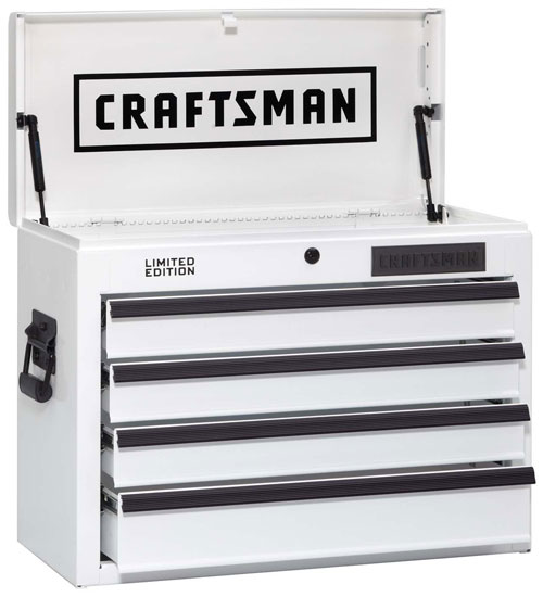 Craftsman Limited Edition Dry Erase Ball Bearing Tool Box