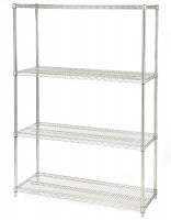Seville Classics Wire Shelving System