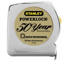 Stanley PowerLock Tape Measure 50th Anniversary