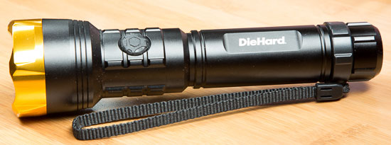 Craftsman DieHard LED Flashlight 6AA Side