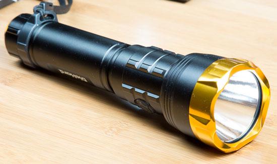 Craftsman DieHard LED Flashlight 6AA