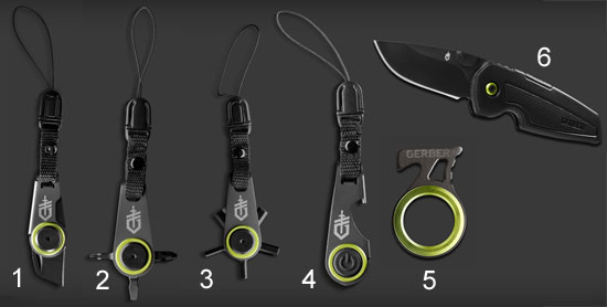 Gerber Gear GDC Tools