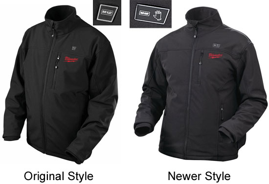 Milwaukee Heated Jacket Differences
