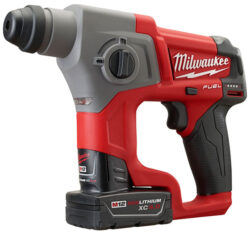 Milwaukee M12 Fuel SDS Rotary Hammer