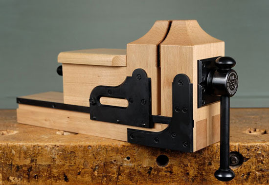 Benchcrafted carver s vise kit