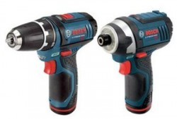 Hot Deal: Bosch 12V Drill and Impact Driver Kit for $115 (Expired)