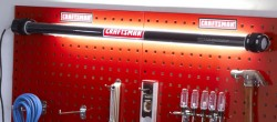 New Craftsman Fluorescent Shop Work Light