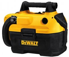 New Dewalt Compact Cordless and Corded Wet/Dry Vacuums