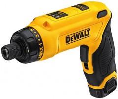 New Dewalt 8V Gyro Screwdriver DCF680