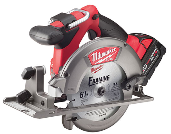 Best cordless circular saws 2015 edition milwaukee m18 fuel cordless circular saw greentooth Choice Image