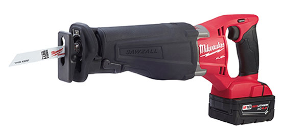 Milwaukee M18 Fuel Reciprocating Saw