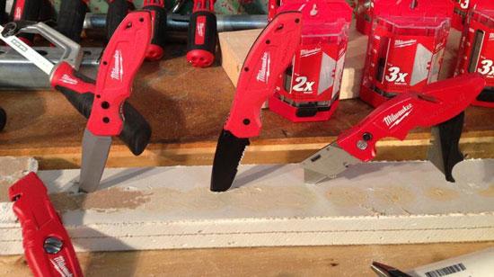 Milwaukee New Utility Knives Pocket Knives
