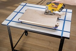 New Rockler T-Track Table for all Your Clamping and Fixturing Needs