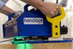 Kickstarter: ShopBot's New Handibot Portable CNC Machine