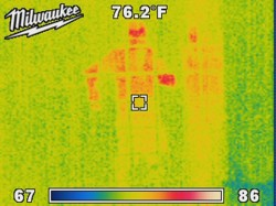 Thermal Image of a Ghost!! (A Brief Primer on Infrared Reflections)