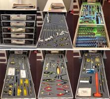 Tim Peake ISS Training Tool Set