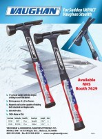 New Vaughan Stealth Framing Hammer