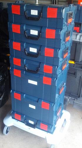 Bosch L-Boxx Storage Stack