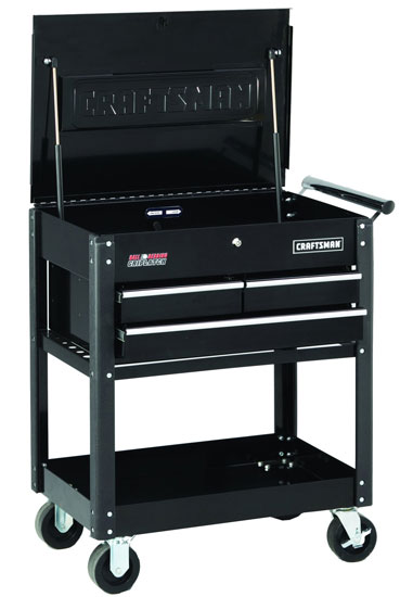 Deal Craftsman Griplatch Utility Cart