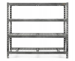 New Gladiator Tool-Free Heavy Duty Shelving Rack