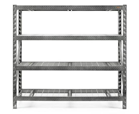New Gladiator Tool Free Heavy Duty Shelving Rack
