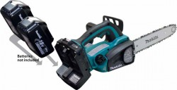 New Makita 18V X2 Cordless Chain Saw