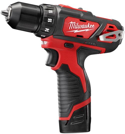Milwaukee 2407 M12 Drill Driver