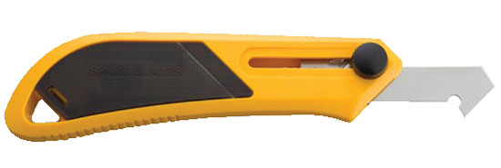 Olfa Retractable Plastic Scoring Knife