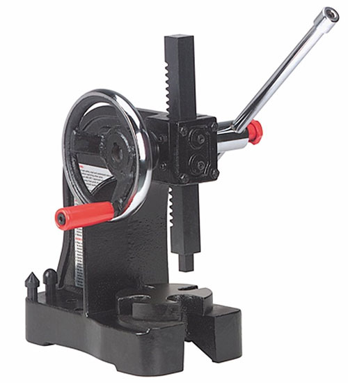 New Tool Buy: Palmgren 1-Ton Arbor Press