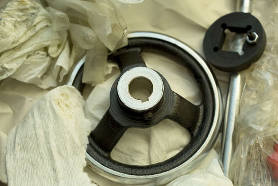 Palmgren Arbor Press Hand Wheel