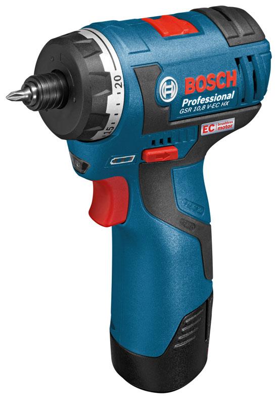 Bosch 12V Brushless Screwdriver