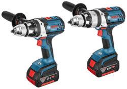 New Bosch (EU) Cordless Drills Feature Anti-Kickback Design to Save Your Wrists