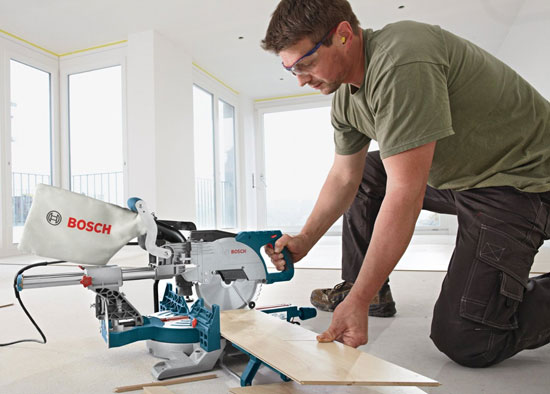 Bosch Compact 8 Sliding Miter Saw Cm8s