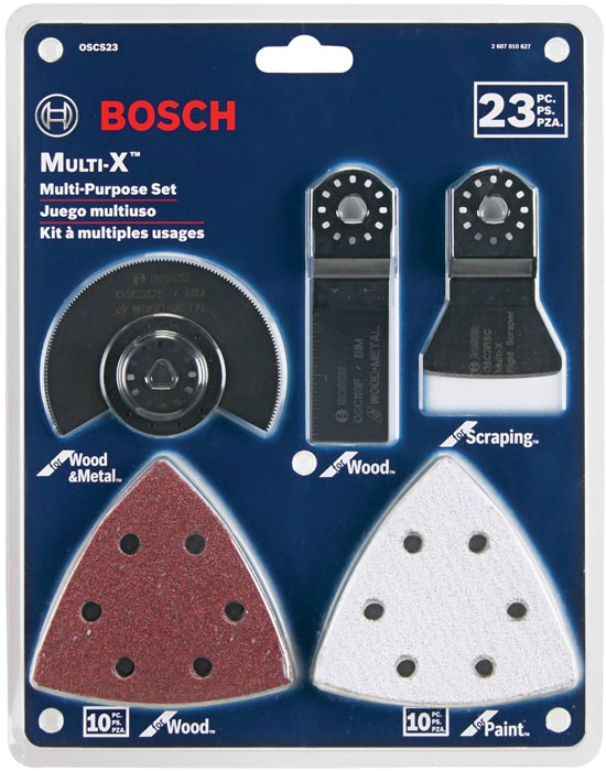 Deal Of The Day Select Bosch Power Tool Accessories Sets