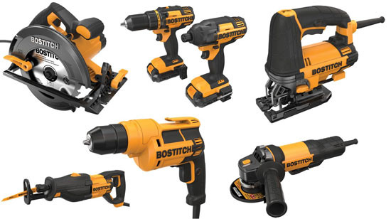 Coming Soon: Bostitch Power Tools