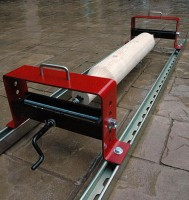 Cylinder Mill – a Cylinder-Shaping Table Saw Accessory