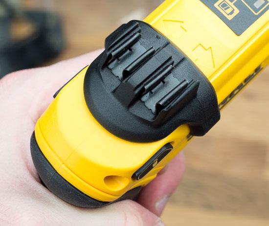 Portable Drill Bit Storage : Review dewalt v gyroscopic cordless screwdriver