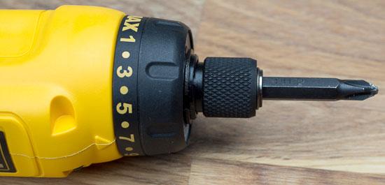 Dewalt 8V Gyroscopic Screwdriver with Power Bit