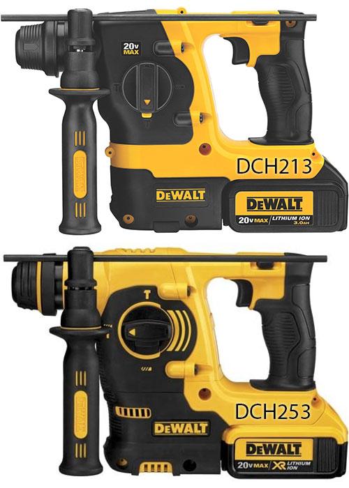 New Dewalt 20v Cordless Rotary Hammer Dch253