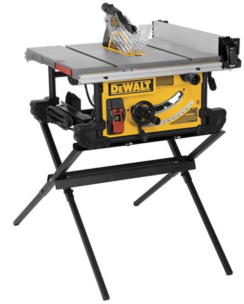New Dewalt Jobsite Table Saws