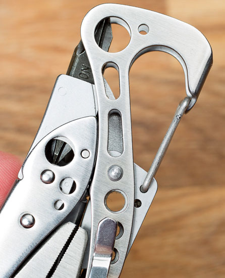 Leatherman Skeletool Carabiner