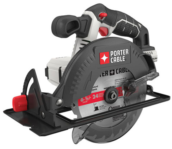 Best cordless circular saws 2015 edition porter cable 20v circular saw pcc660b greentooth Images