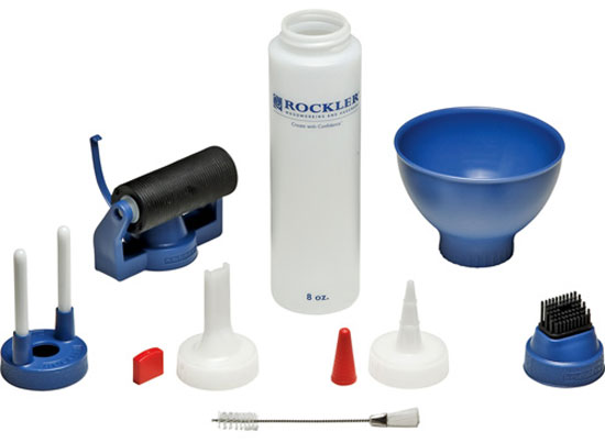 Rockler Woodworking Glue Applicator Kit